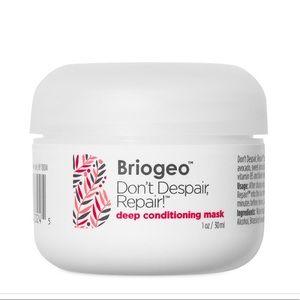 NEW Briogeo Hair Conditioning Mask Travel Size